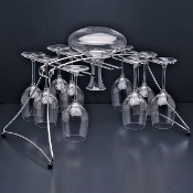 Fusion 16 Stemware / Decanter Drying Rack