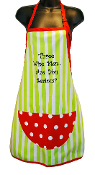 Three Wise Men Apron