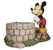Mickey Mouse Well Planter