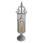 Hurricane Candleholder Indoor And Outdoor Wall Decor