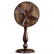 "12"" Table Top Fan Sutter"
