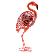 Figurine Fan-Flamingo