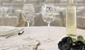 .Broken Up And Laughing About it, Wine Glasses