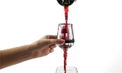 Wine Glass Shaped Aerator, Portable Size