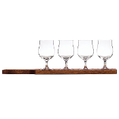 Lenox Tuscany Classic Beer Flight Set of 4