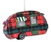 LED Lighted Camper Ornament