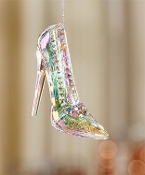 High Heel Christmas Tree Ornament