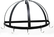 Rogar Half Dome Pot Racks