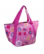 Kora Pink Floral Lunch Bag
