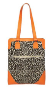 Picnic Gift Le Tote Insulated Tote Bag: Leopard