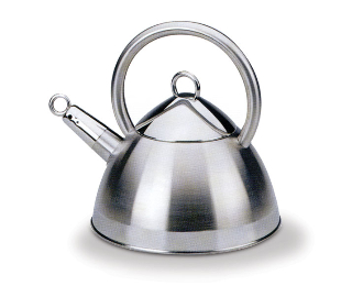 Cuisinox 2.4 Qt Whistling Kettle