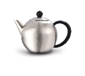 Cuisinox Satin Teapot with Infuser 27 oz
