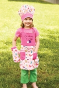 Cute as a Bug Apron Set