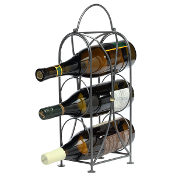Bordeaux Trio Wine Rack