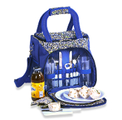 Bailey Two Person Picnic Tote