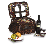 Veneto Two Person Picnic Basket