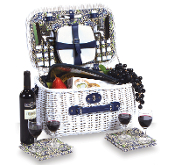 Hastings Four Person Picnic Basket