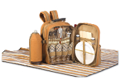 Tremont Four Person Picnic Backpack
