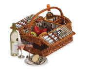 LARGO 2 person picnic basket