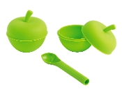 Orka Silicone Fruit Cooker - Green