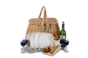 4 Person Eco Picnic Basket