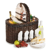 Torrington 4 person picnic basket
