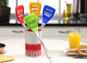 Giftcraft - Nylon / Silicon Turning Spatula