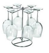 Franmara 6 Wine Glass Drying Rack