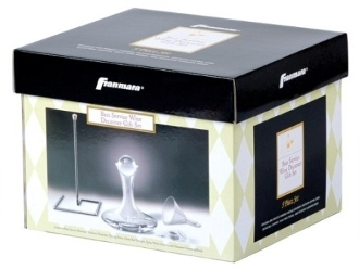 Franmara 5 Piece Decanter Gift Set