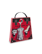 Wild Eye Designs Zebra Wine Set