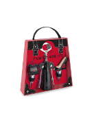 Fashion Wine Set - Black