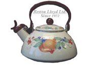 Whistling Teakettle, Assorted Design Choices