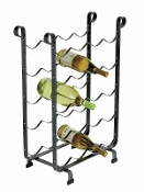 20-Bottle Wine Storage Rack