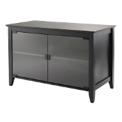 Vidal TV Stand Double Glass Doors