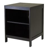 Hailey TV Stand, Modular, Open shelf, Small