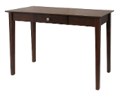 Rochester Console Table with one Drawer, Shaker
