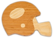 Football Helmet Cutting Board