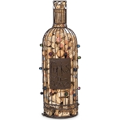 Epic Products Cork Cage 20-Inch Wine Bottle, Large