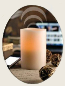 Everlasting Glow Candle Tunes
