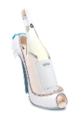 Wild Eye Designs Bridge High Heel Wine Bottle Holder