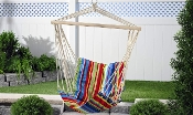 Hammocks, Swings and Outdoor Chairs