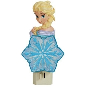 Westland Giftware Disney Frozen Elsa Nightlight