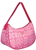 Kora Insulated Fashion Lunch Tote, Pink