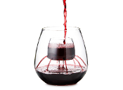 Chevalier Collection Stemless Aerating Wine Glass