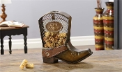 Iron Cowboy Boot Cork Keeper