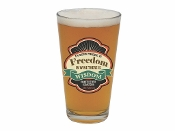 In Beer There is Freedom, Pint Glass