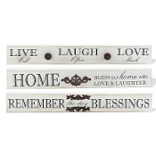 Novelty drawer front wall signs, 3 Styles