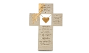 Giftcraft Memorial Collection American Remembrance Poem Cross