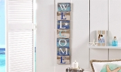 Giftcraft Welcome Sign