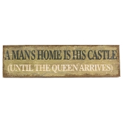 A Man's Home Is His Castle